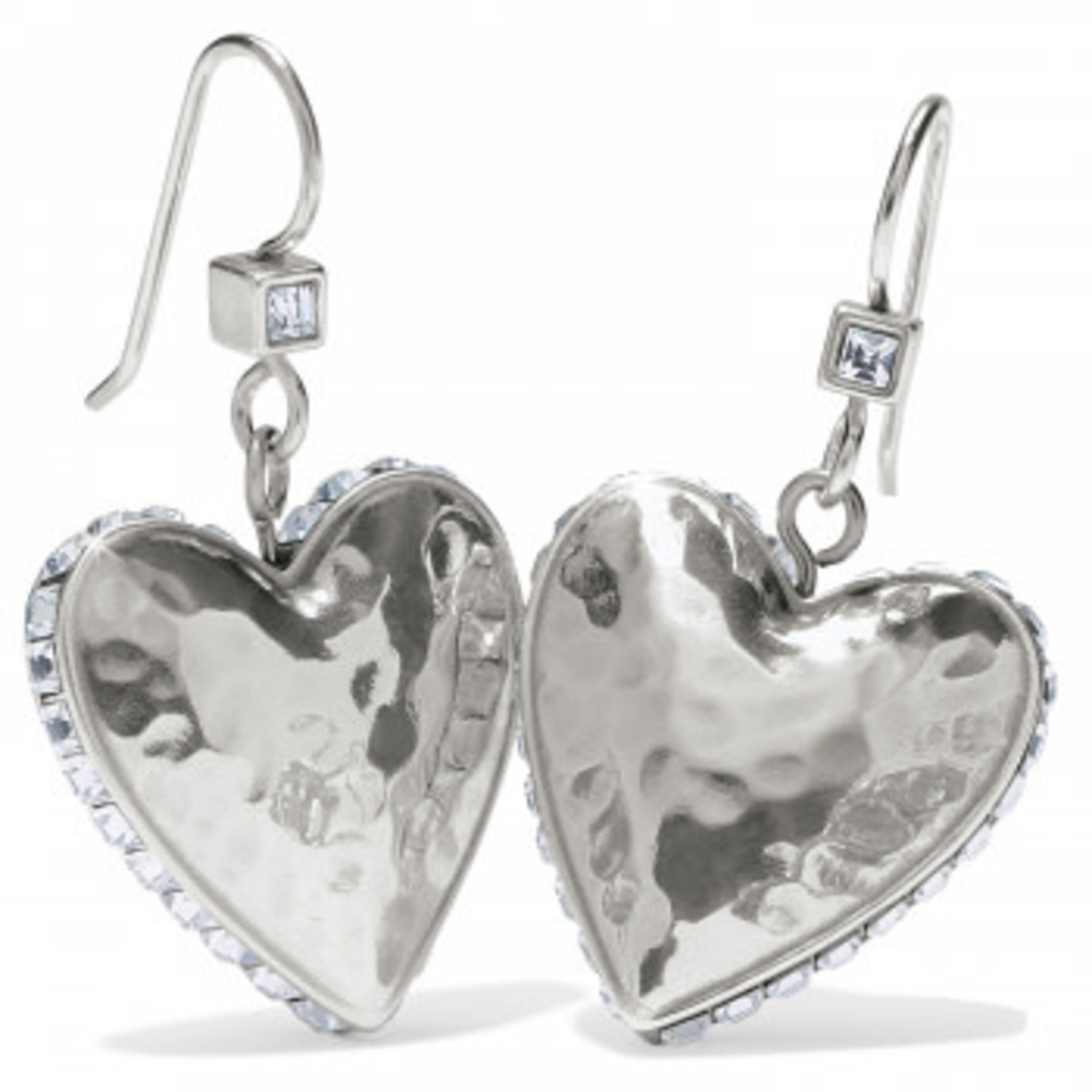 Brighton Spectrum Love French Wire Earrings
