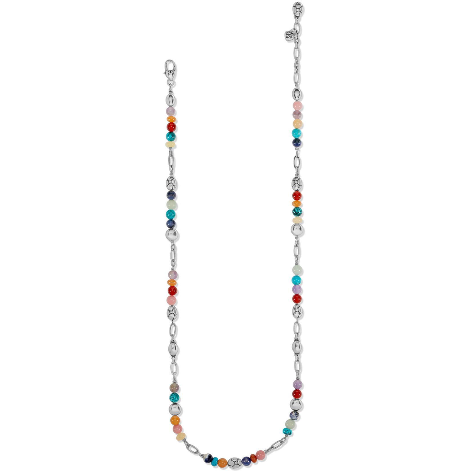 Brighton Pebble Multi Convertible Necklace
