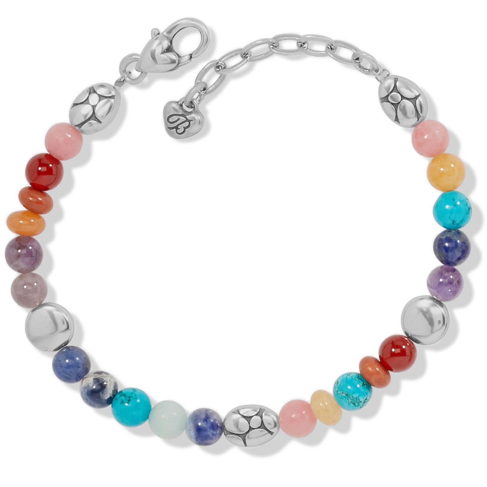 Brighton Pebble Multi Bracelet