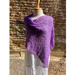 Popcorn Poncho in Orchid (11)
