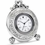 Brighton Memphis Etched Clock