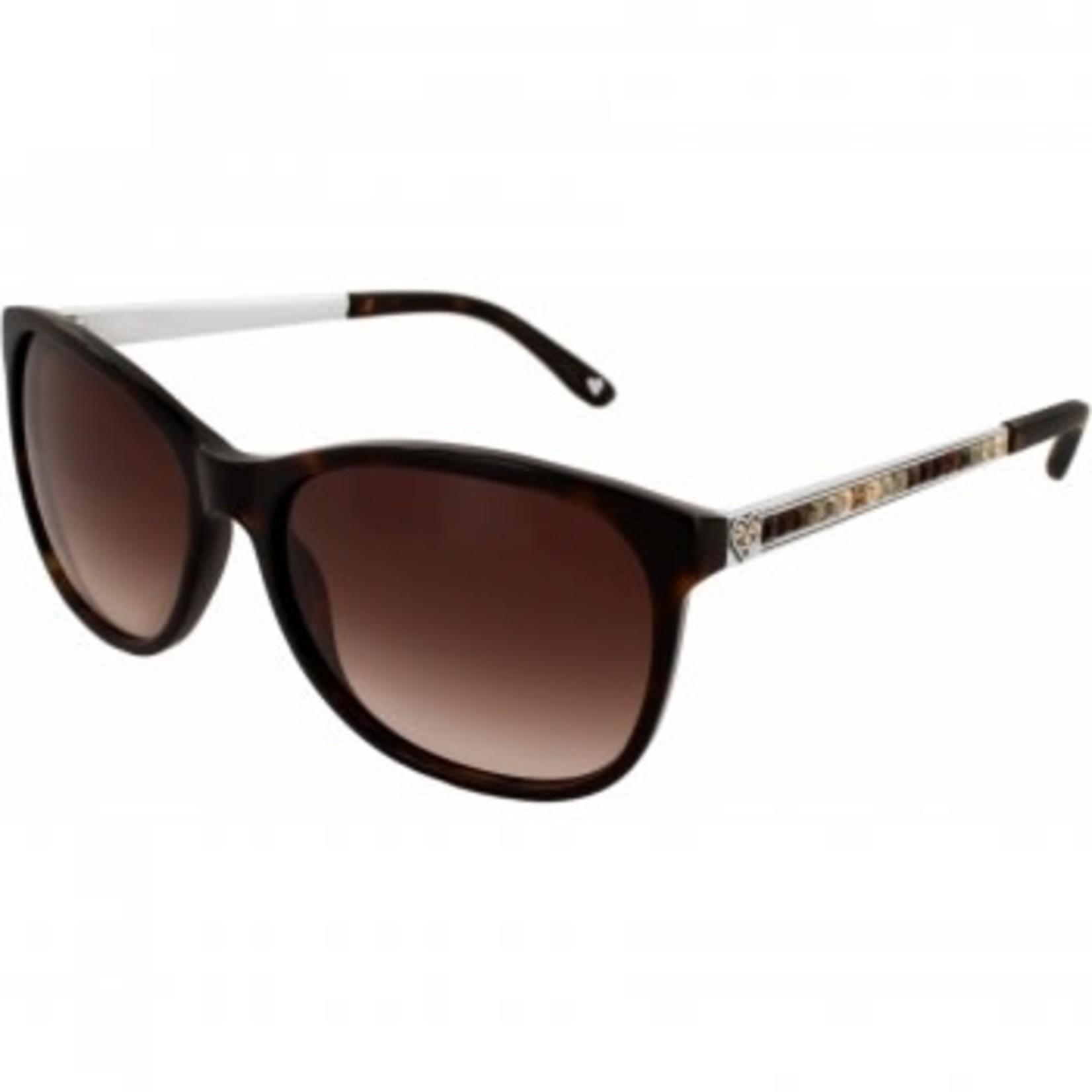 Brighton Spectrum Sunglasses in Tort
