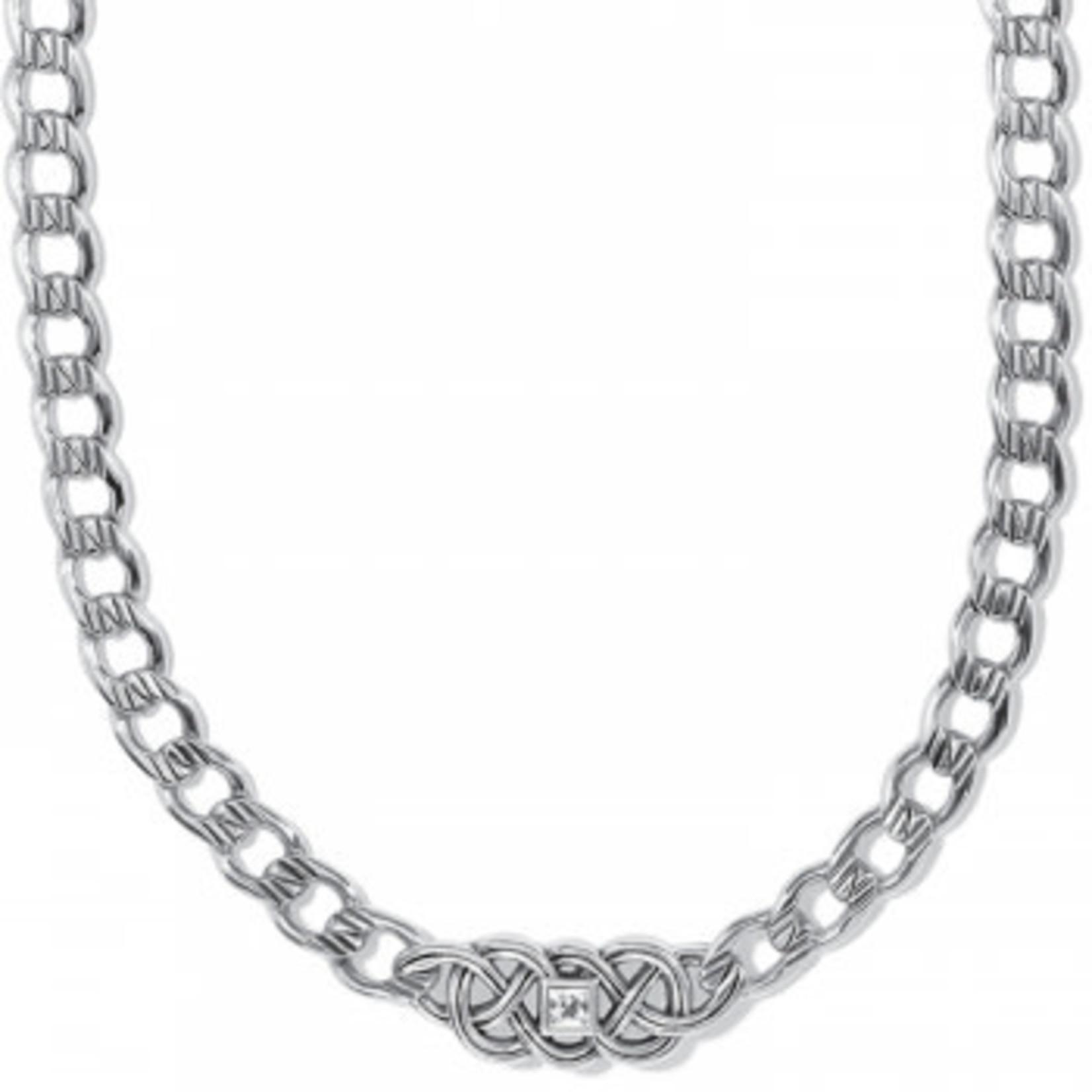 Brighton Interlok Lustre Collar Necklace