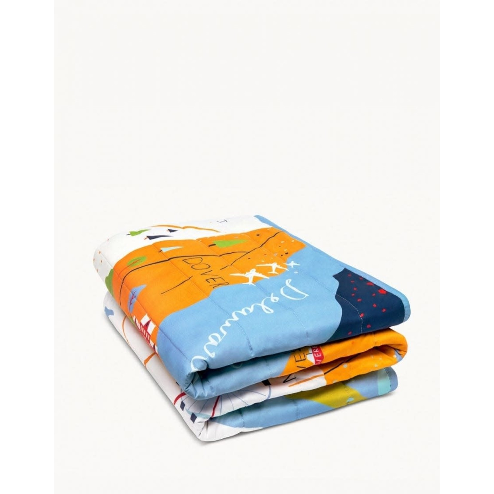 Spartina Bay Dreams Quilted Throw