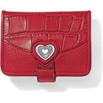 Brighton Bellissimo Heart Small Wallet Lipstick