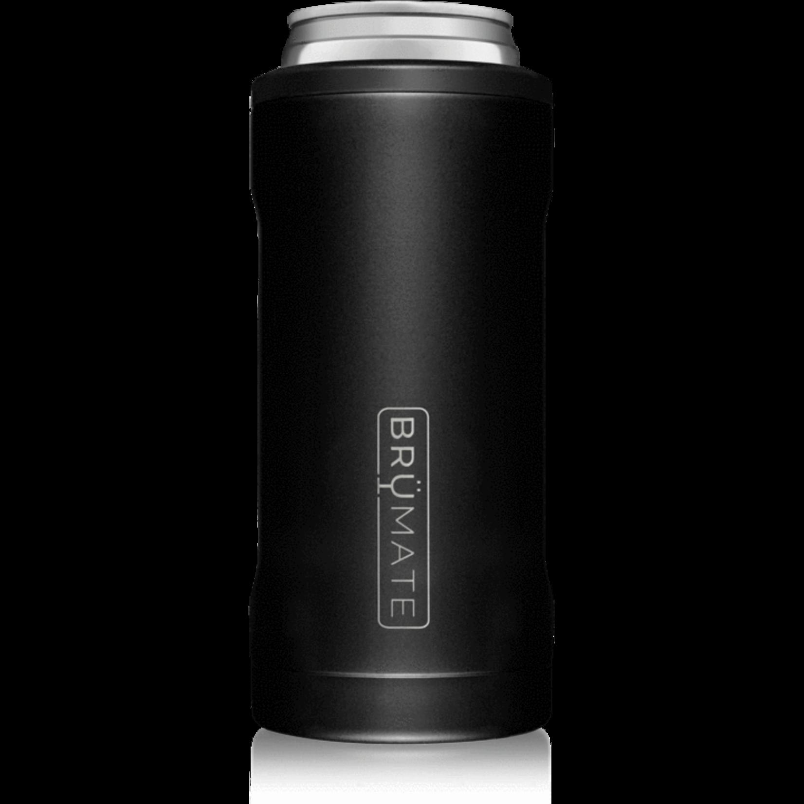 BruMate Hopsulator Slim in Matte Black