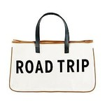 Canvas Road Trip Tote