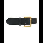 ADA Carmen Leather OneSize Belt in Black