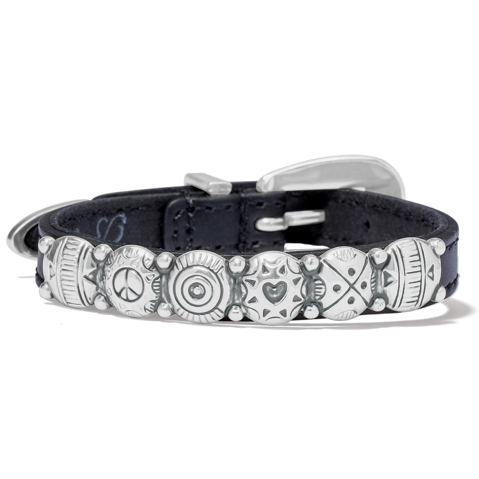 Brighton Harmony Bandit Bracelet - Black
