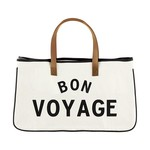 Canvas Bon Voyage Tote