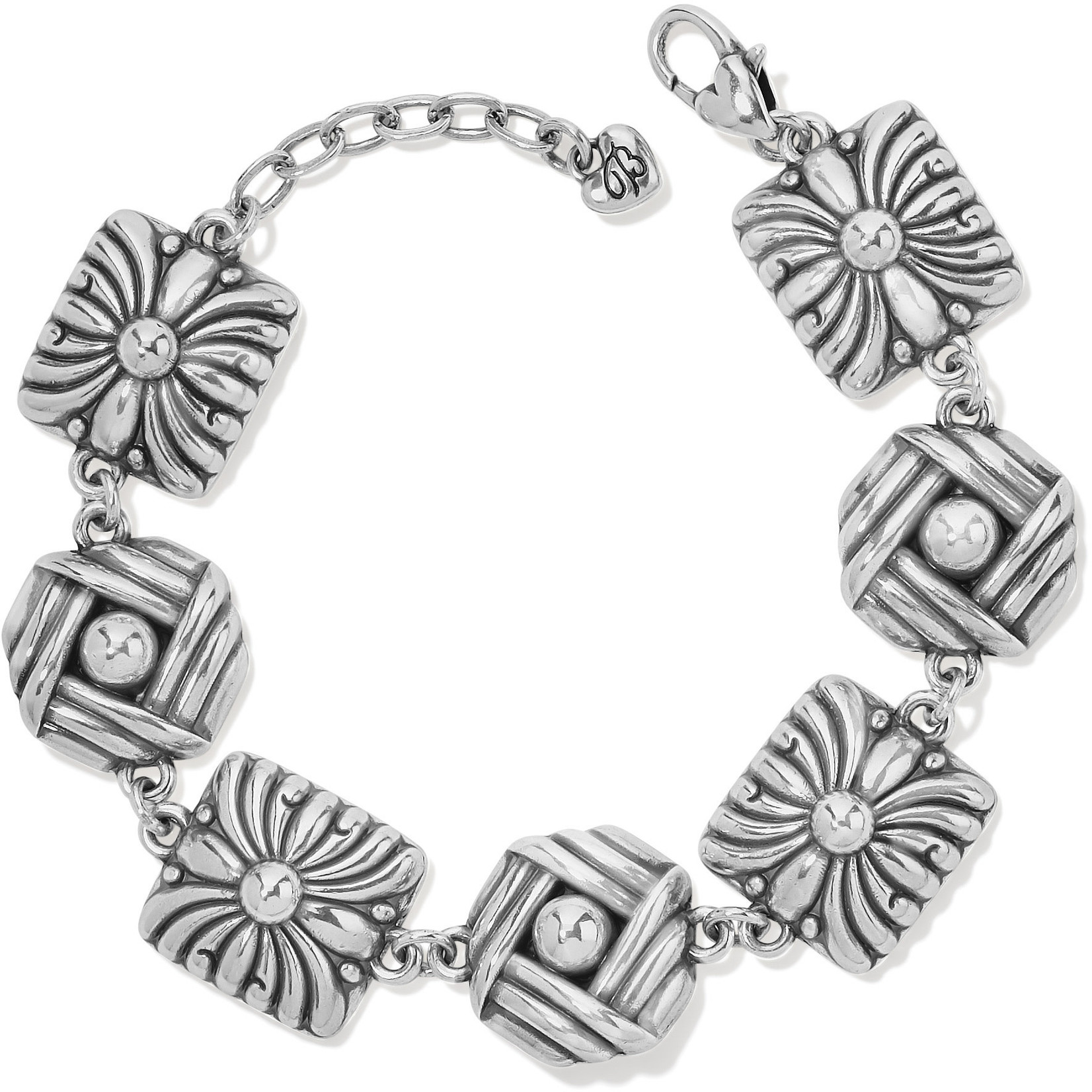 Brighton Sonora Motif Bracelet - Silver