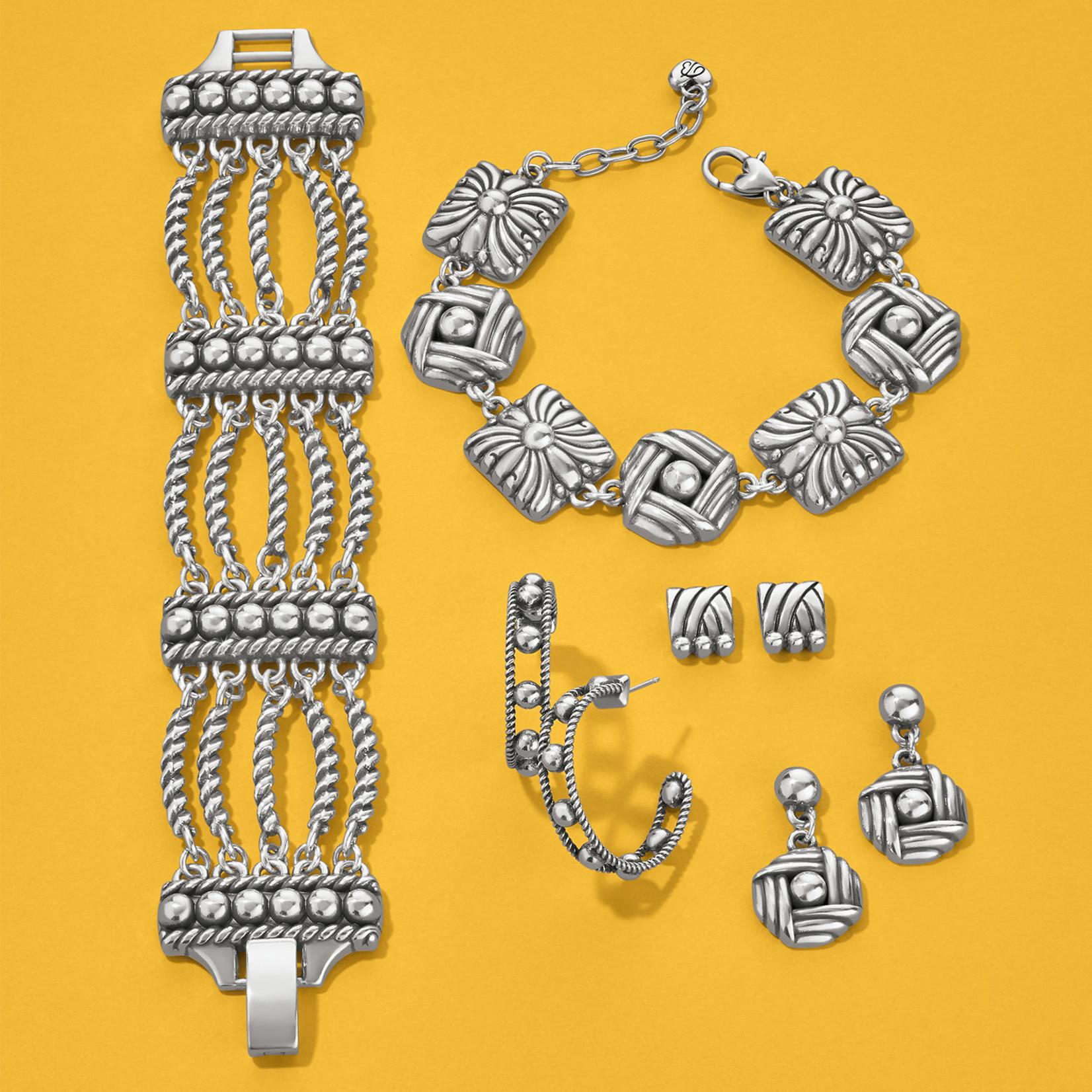 Brighton Sonora Multi Row Bracelet - Silver