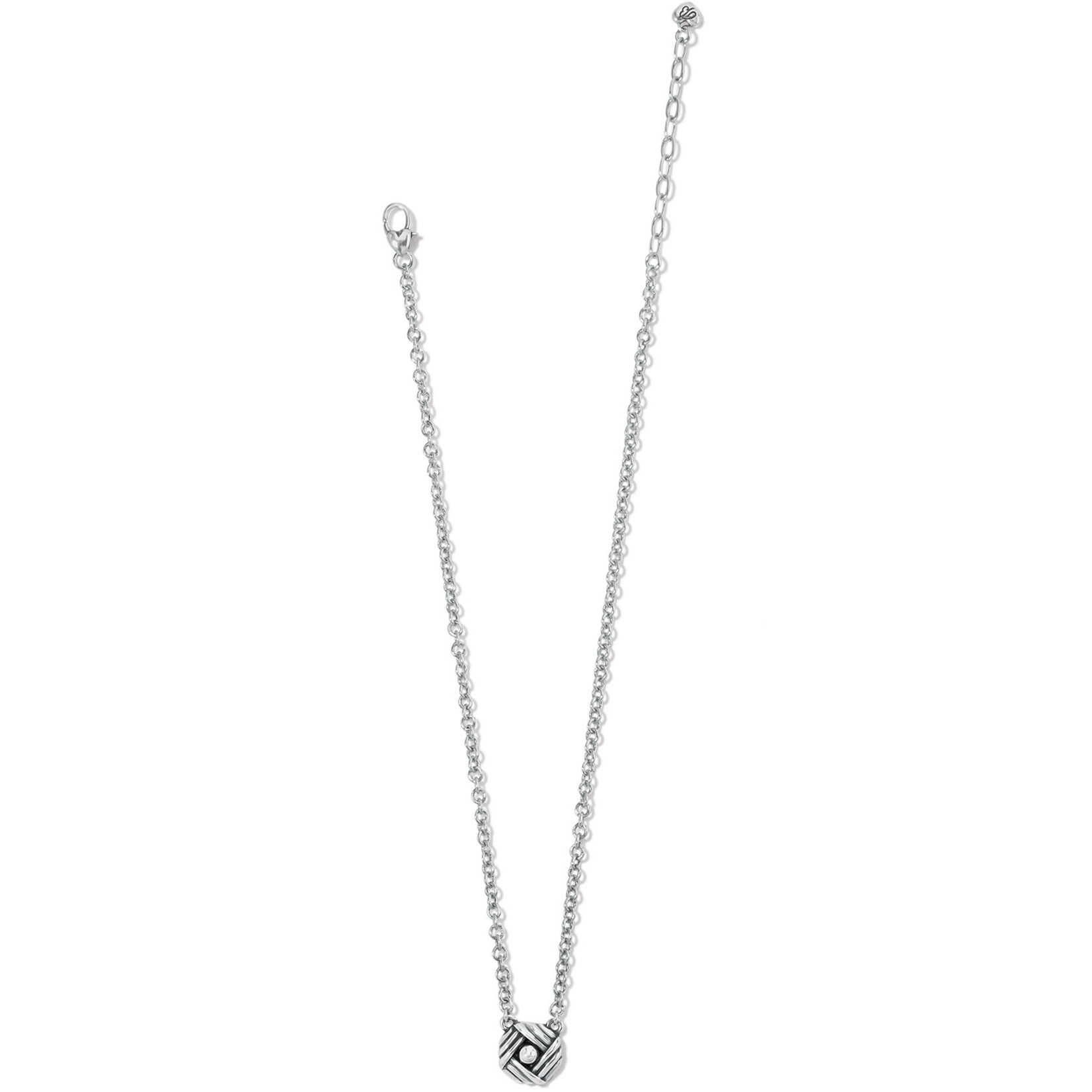 Brighton Sonora Knot Necklace - Silver