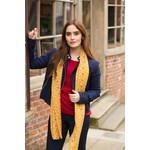 Peony Accessories Sheep Scarf in Mustard