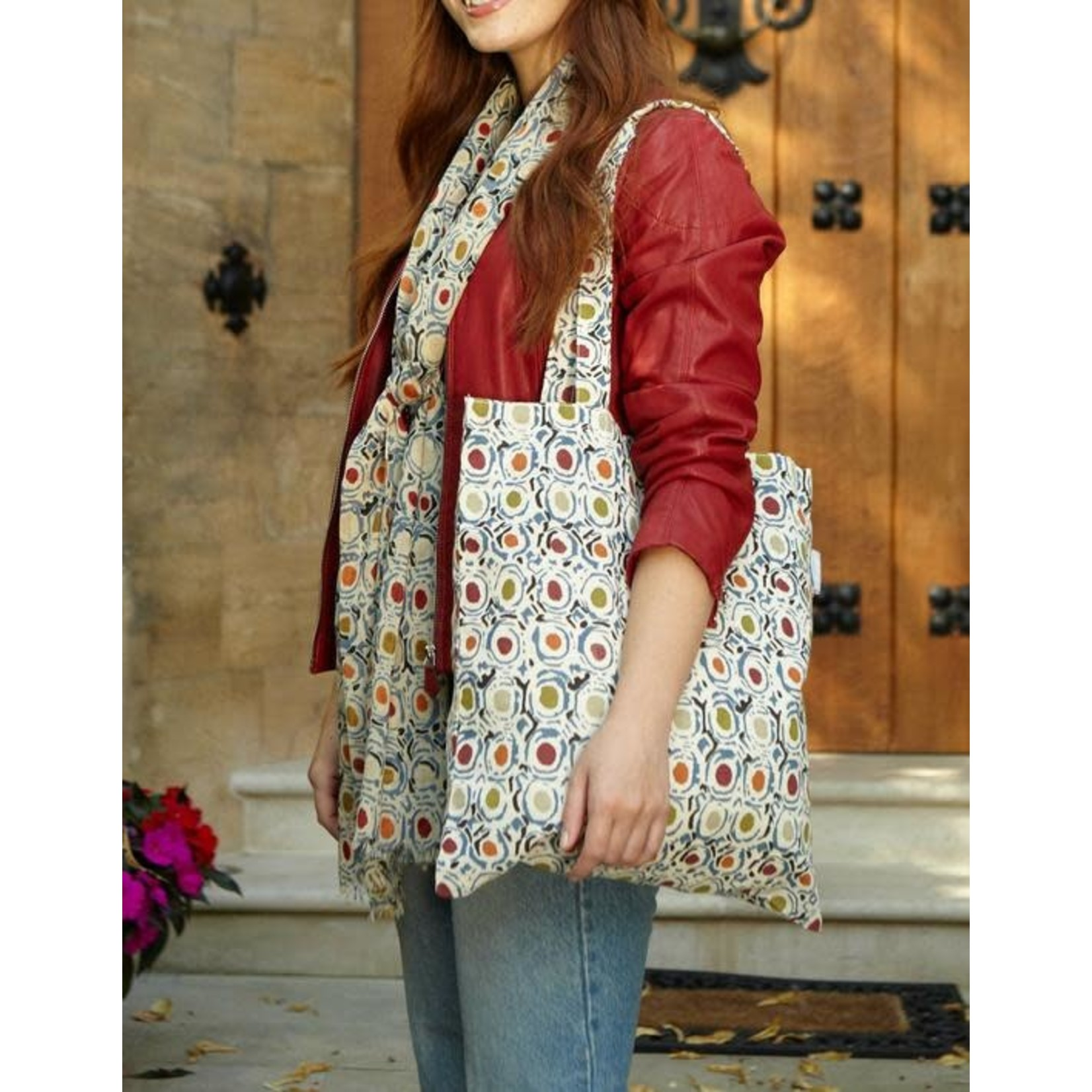 Peony Accessories Olives Scarf