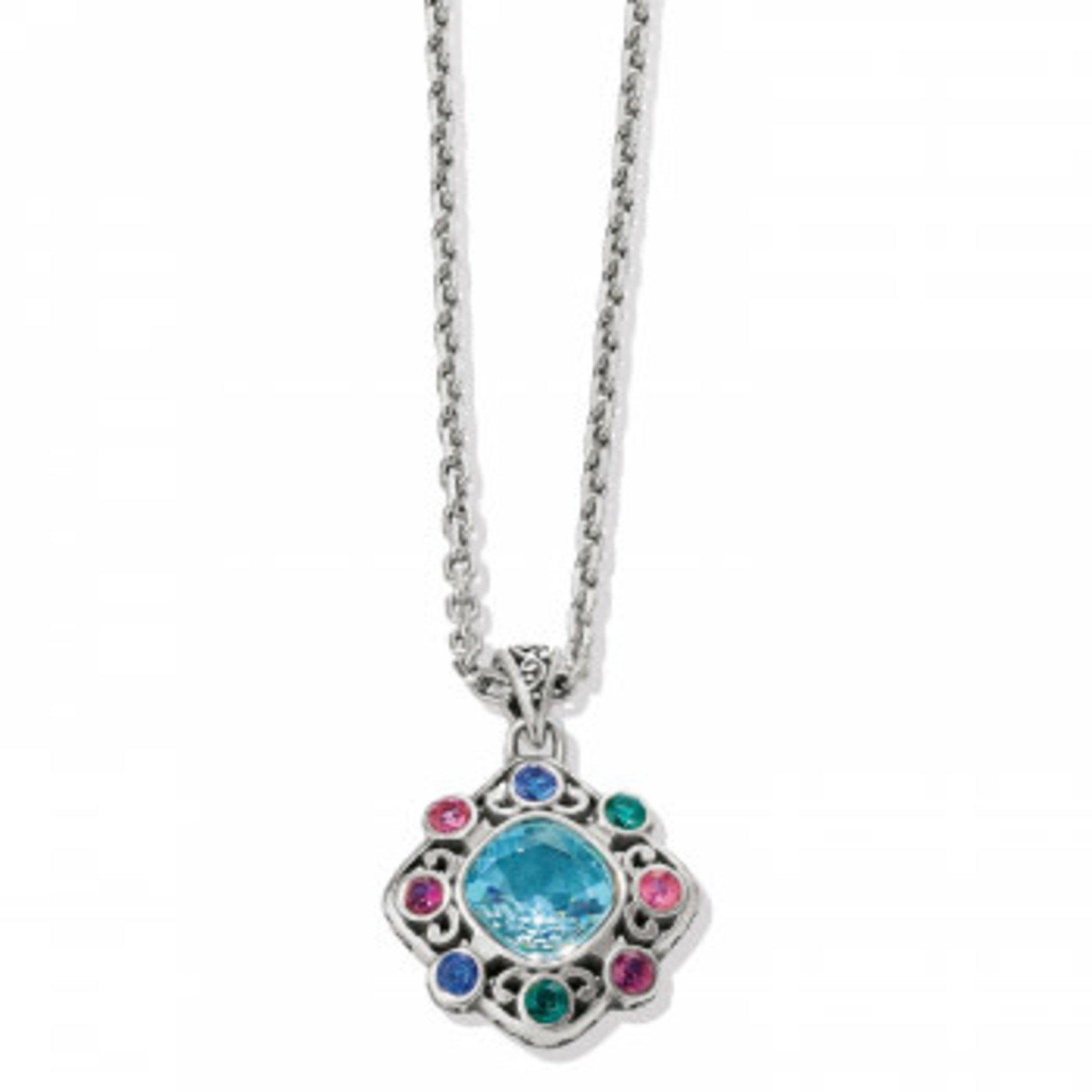 Brighton Elora Gems Palette Necklace