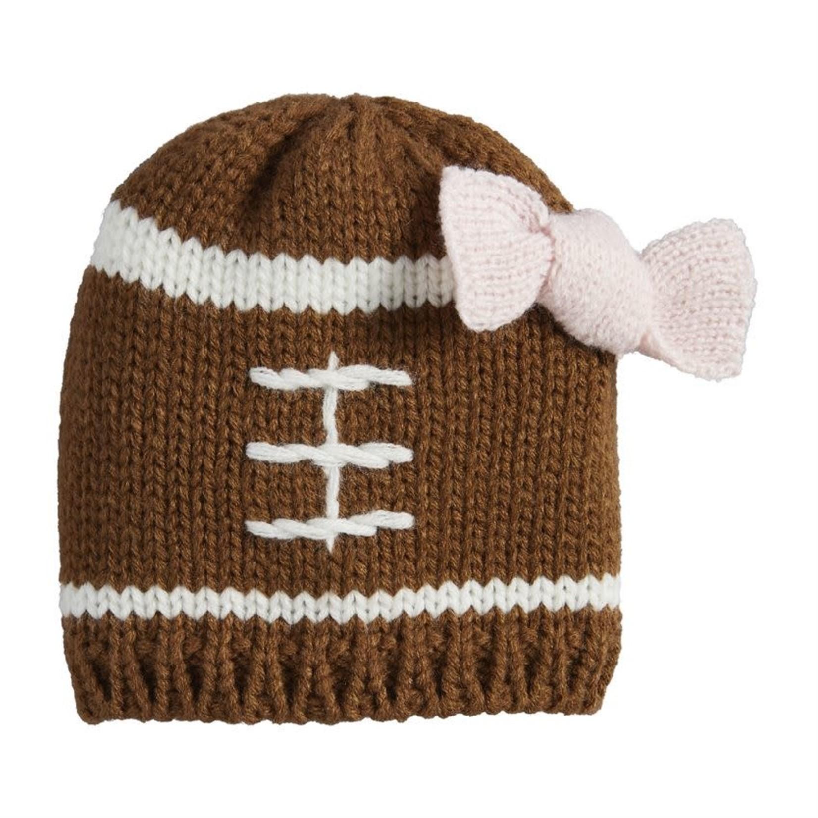 Girl Football Knit Hat