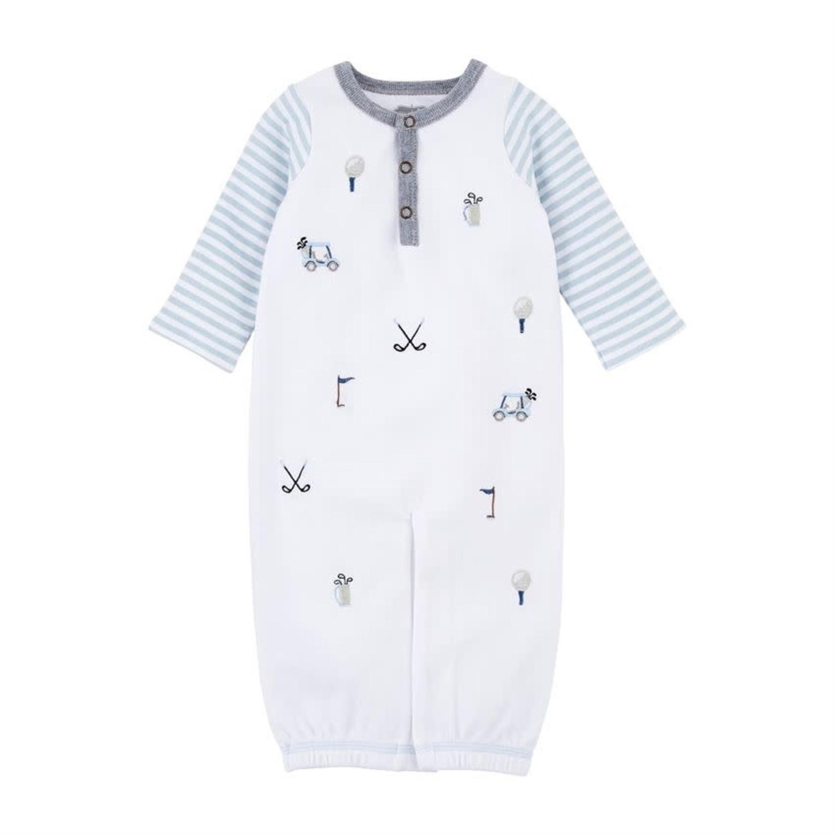 Golf Sleeper Gown 0-3 mo