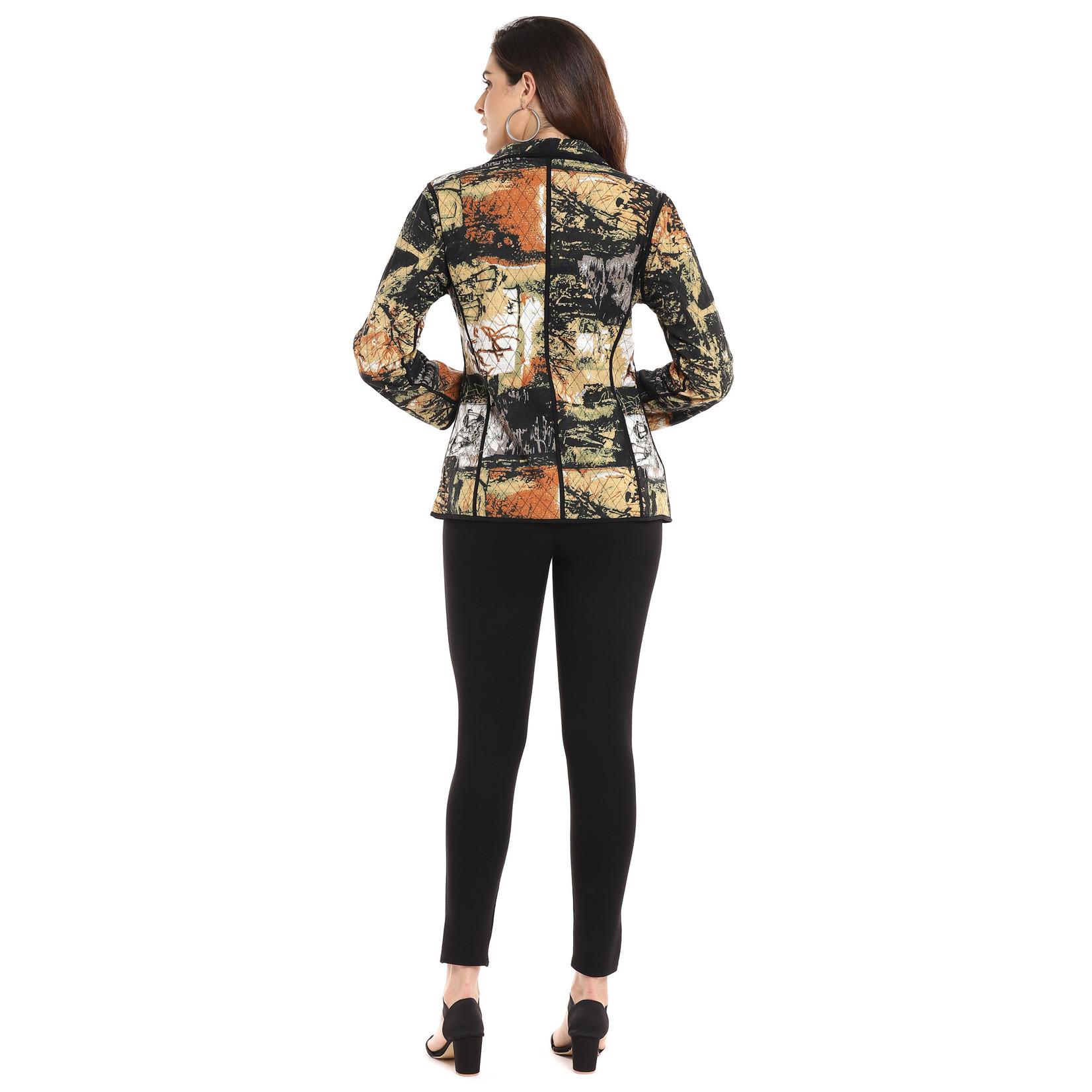 Parsley and Sage Talia Reversible Jacket