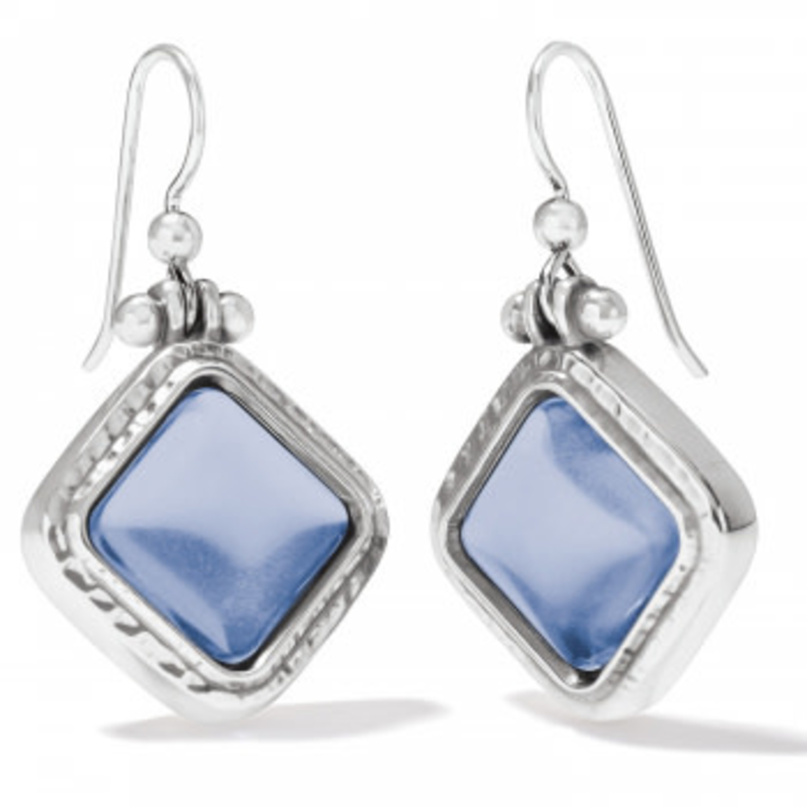 Brighton Jules Sapphire French Wr Earrings