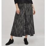 Niche Horizon Knit Meadow Pant in Black Multi