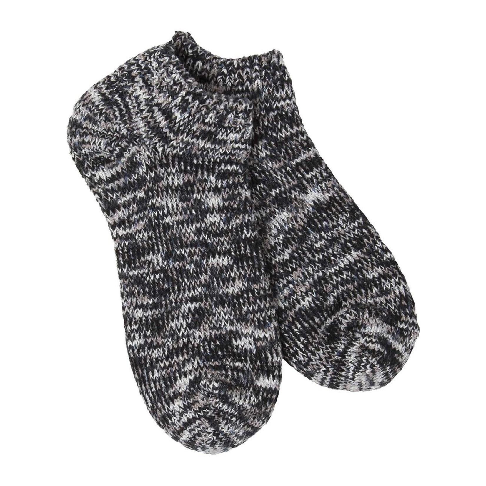 World's Softest Weekend Ragg Low Socks - Night