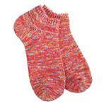 World's Softest Weekend Ragg Low Socks - Funfetti