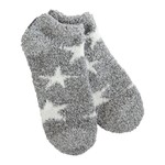 World's Softest Cozy Low Socks - Shooting Stars