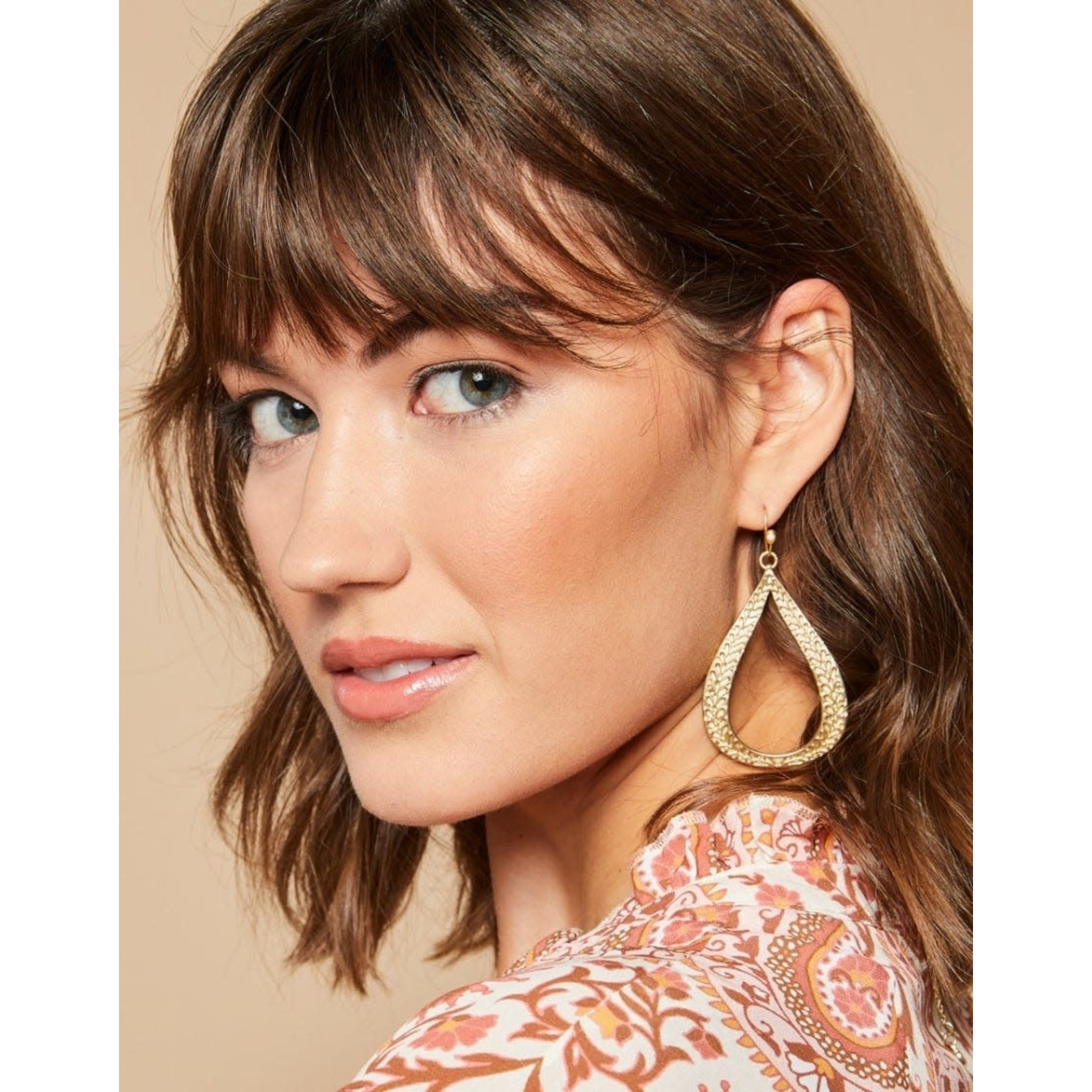 Spartina Penelope Earrings in Gold