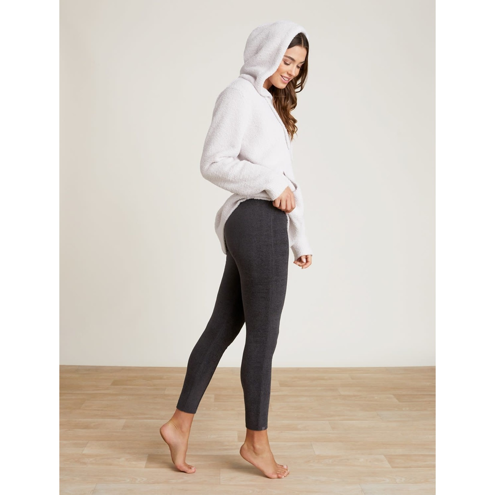 Barefoot Dreams CCUL Seamed Legging - Carbon