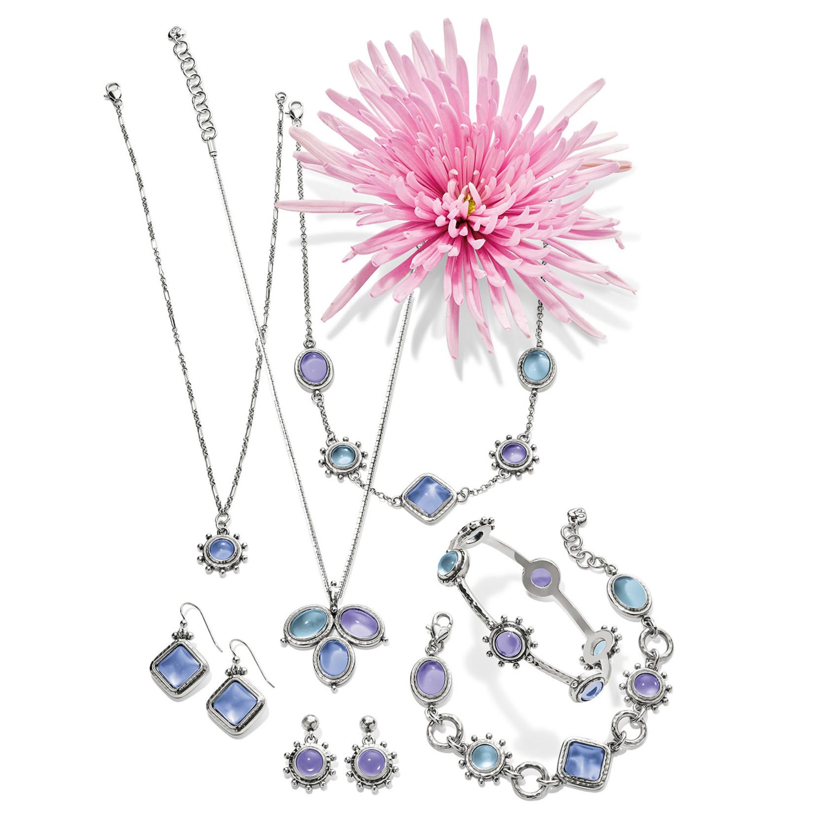 Brighton Jules Sapphire Petite Necklace