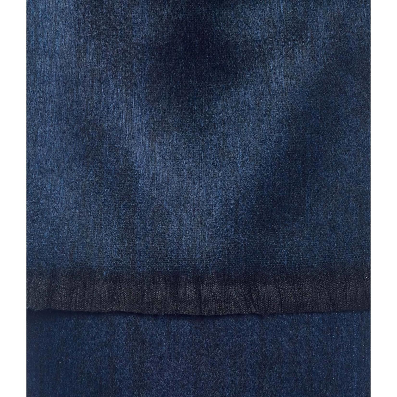 Alpaca Scarf in Moonlight Blue