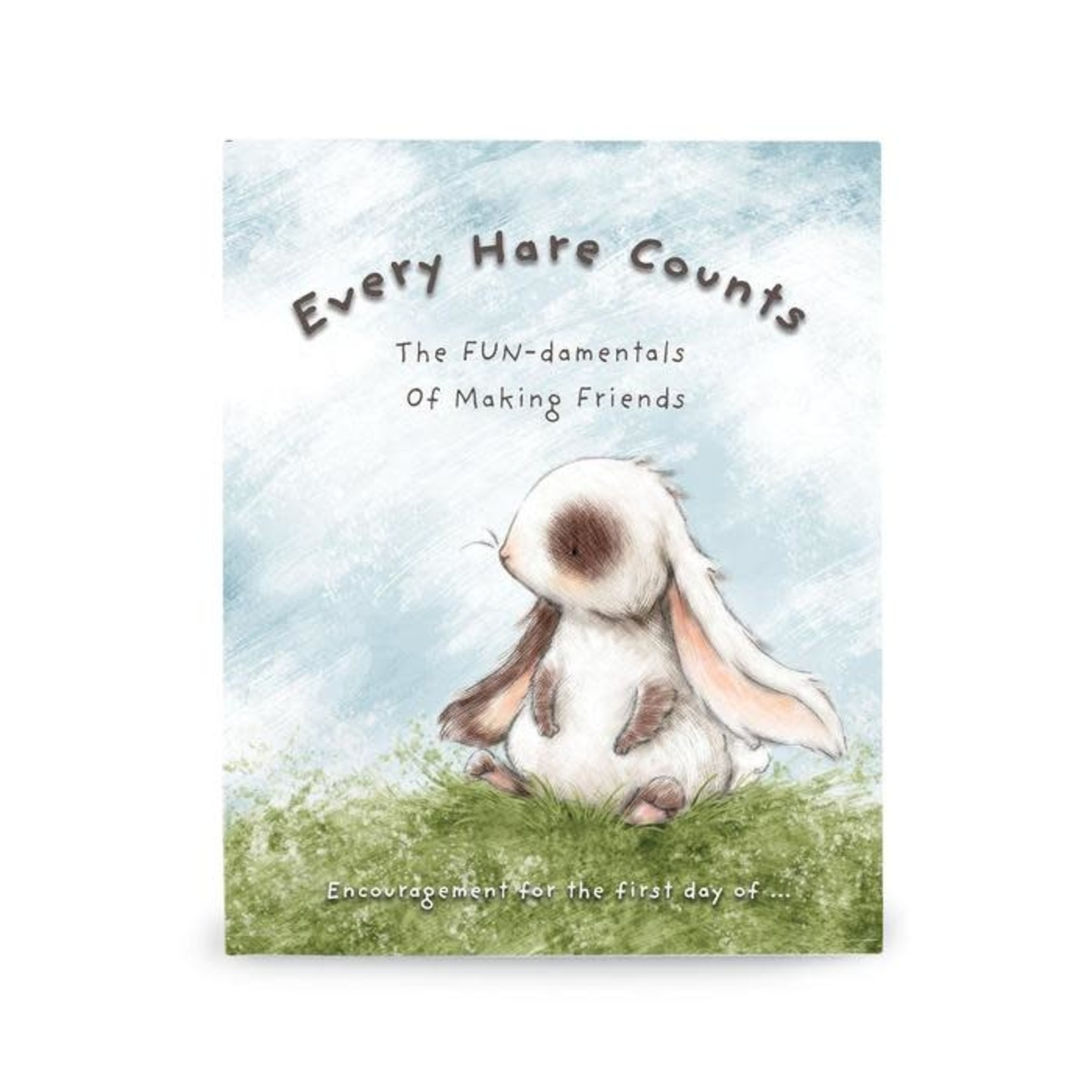 Bunnies By  Bay Counting Hares Book