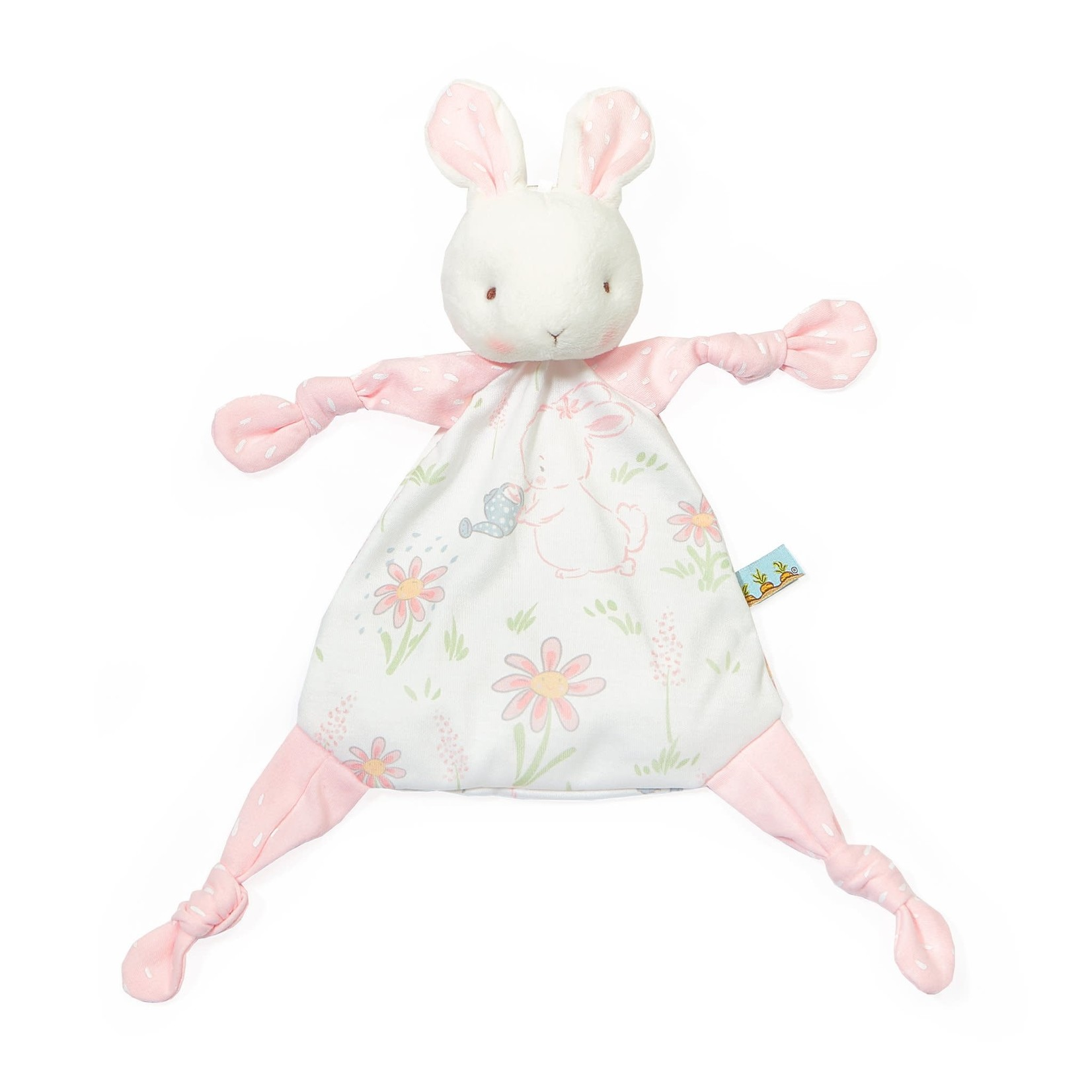 Bunnies By  Bay Friendship Blossoms Bunny Knotty Friend