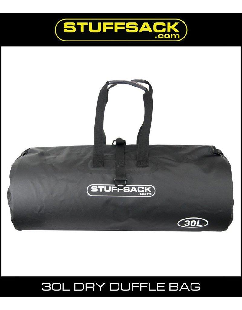 Schampa Schampa Stuffsack Dry Duffle bag  30L Black
