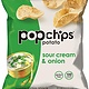 Pop Chip Sour Cream and Onion