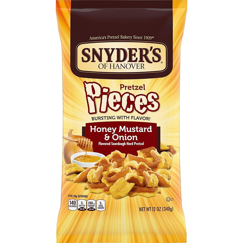 Snyder's Pretzel Pieces Honey Mustard