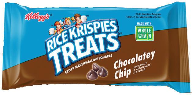 Kellogg's Rice Crispy Treats Chocolate Chip