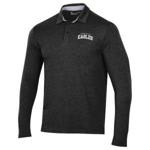 Under Armour UA Charged Cotton Long Sleeve Polo