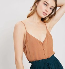 Wishlist Button Up Camisole