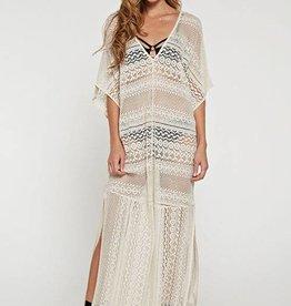 Lovestitch Crochet Lace Kaftan
