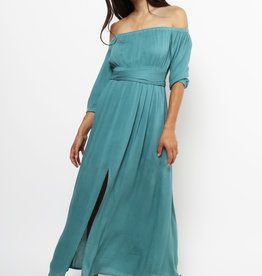 Lira Off The Shoulder Maxi Dress