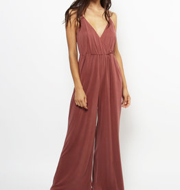 Lira Wrap Top Jumpsuit