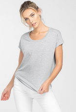 Everly Rounded Athleisure Top