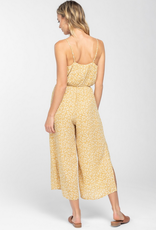 Everly Tiny Floral Jumpsuit