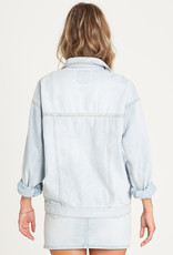 Billabong Oversized Denim Jacket