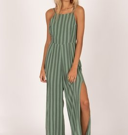 Amuse Society Slit Leg Jumpsuit