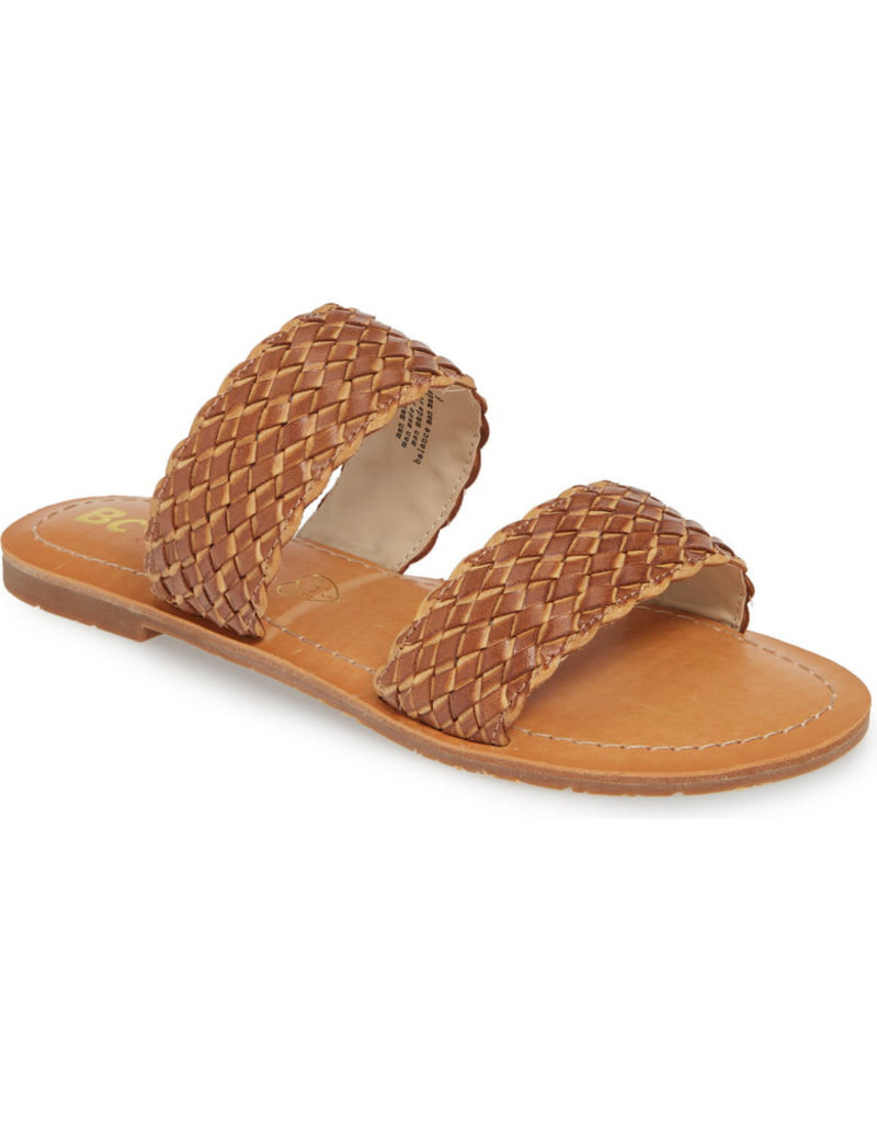 BC Footwear Perfectly Crafted Woven Sandal