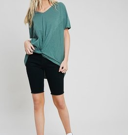 Wishlist Twist Front Tee