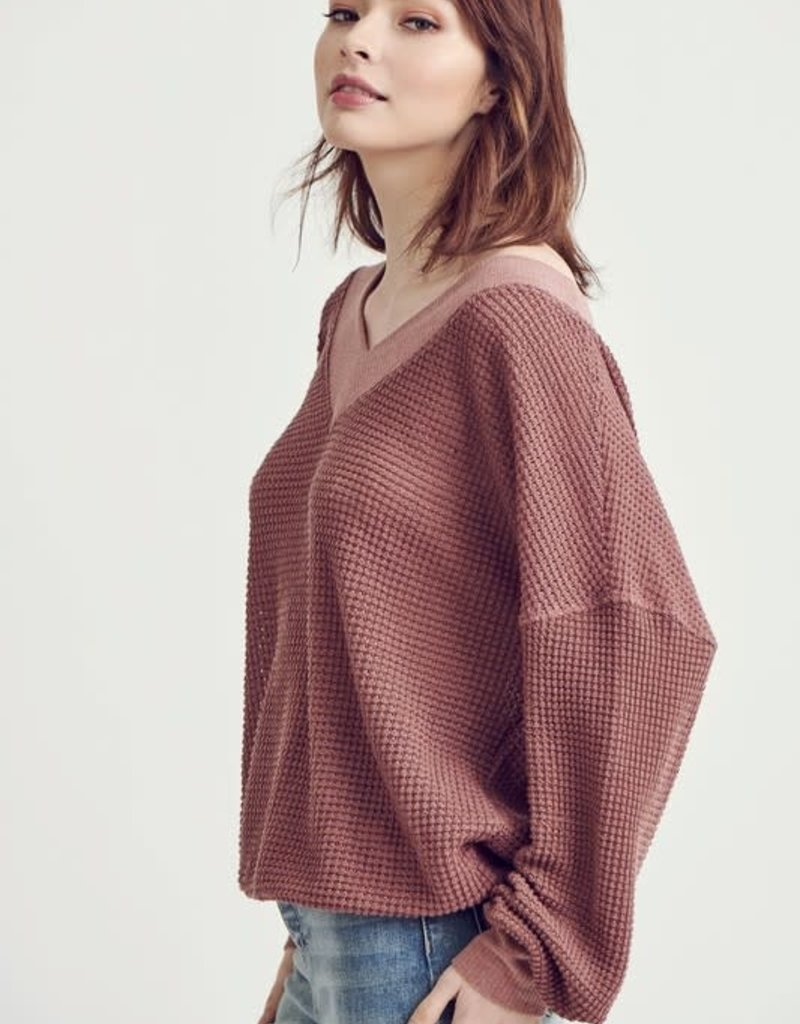 Wishlist Knit Pullover